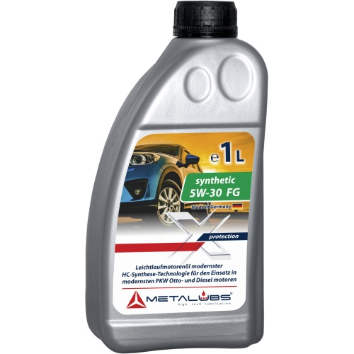 Metalubs Synthetic Oil 5W-30 FG 1l