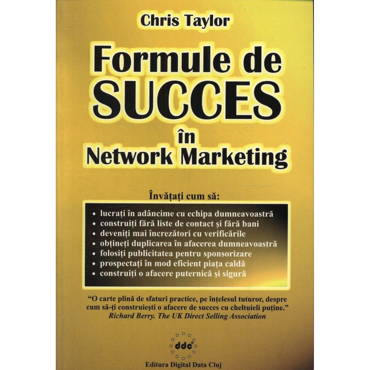 Formule de succes în Network Marketing