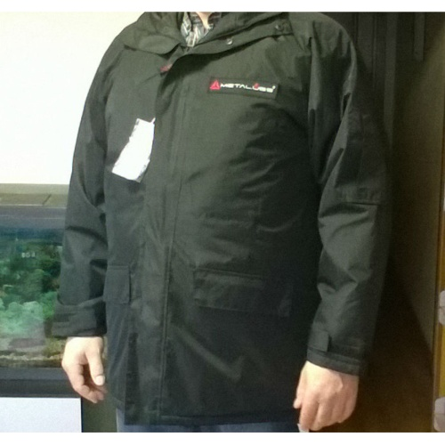 Metalubs jacket US Basic