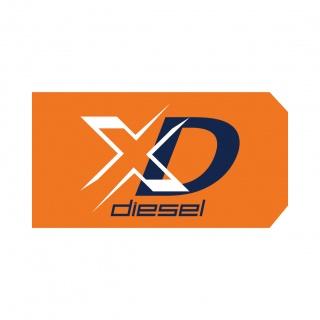 Metalubs X D logo