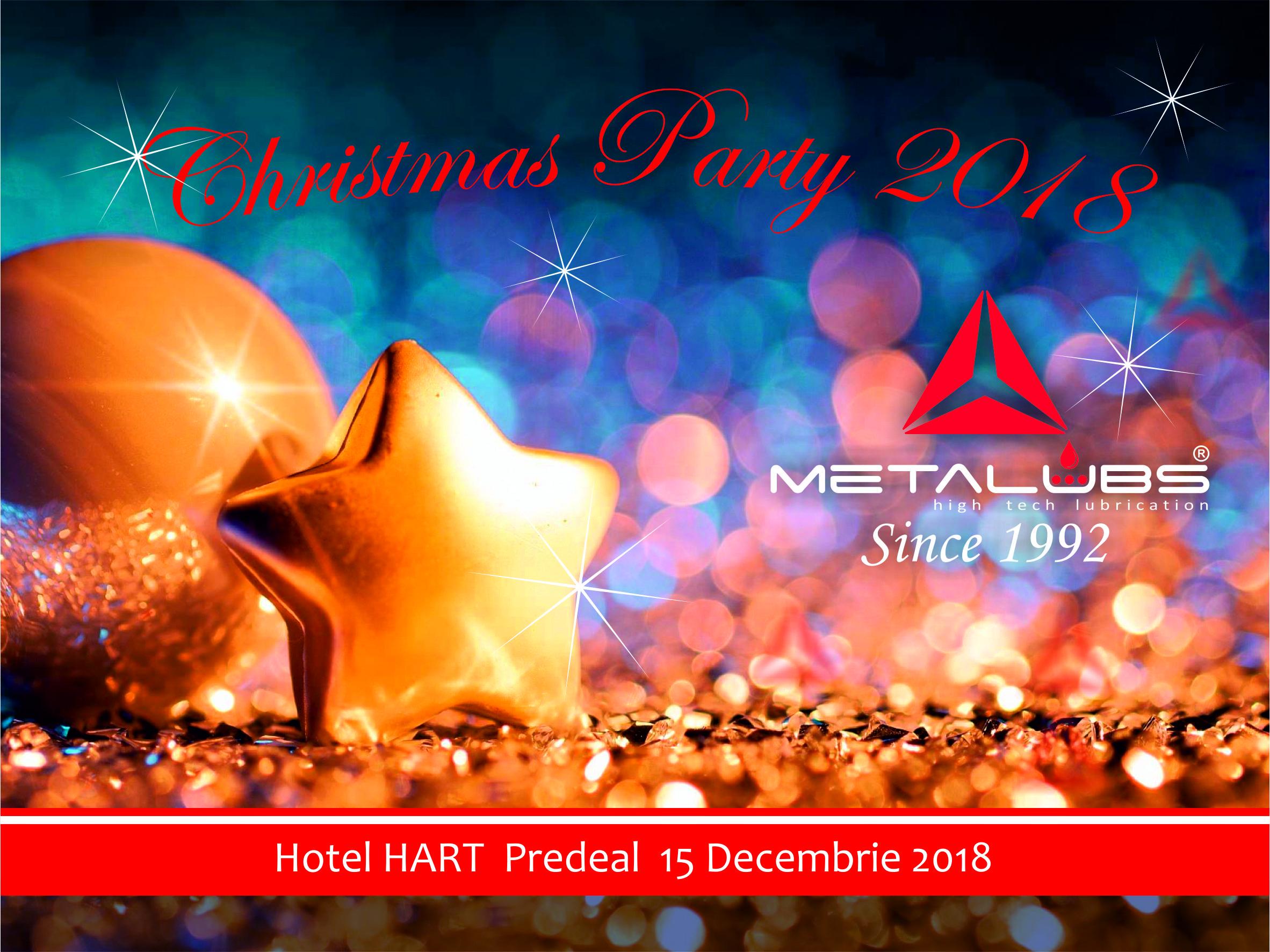 Metalubs Christmas 2018