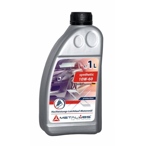 Metalubs 10W-60 szintetikus olaj 1l