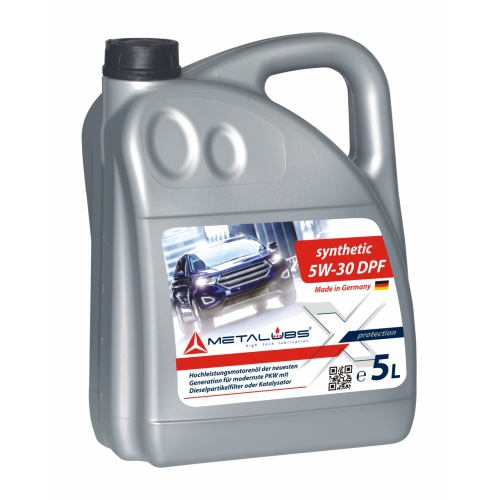 Metalubs Synthetic Oil 5W-30 DPF 5l