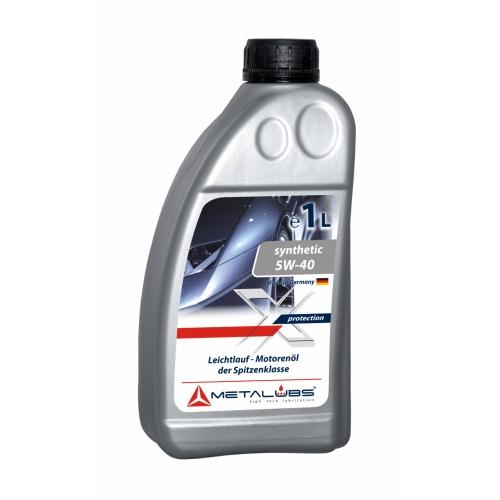 Metalubs 5W-40 szintetikus olaj 1l