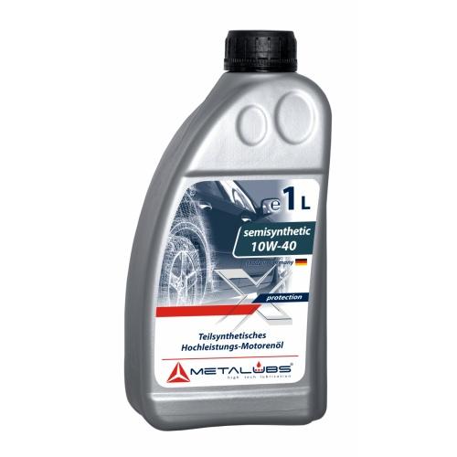 Metalubs 10W-40 félszintetikus olaj 1l