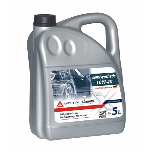Metalubs Semi-Synthetic  10W-40 5l