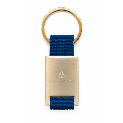 Rectangular keychain