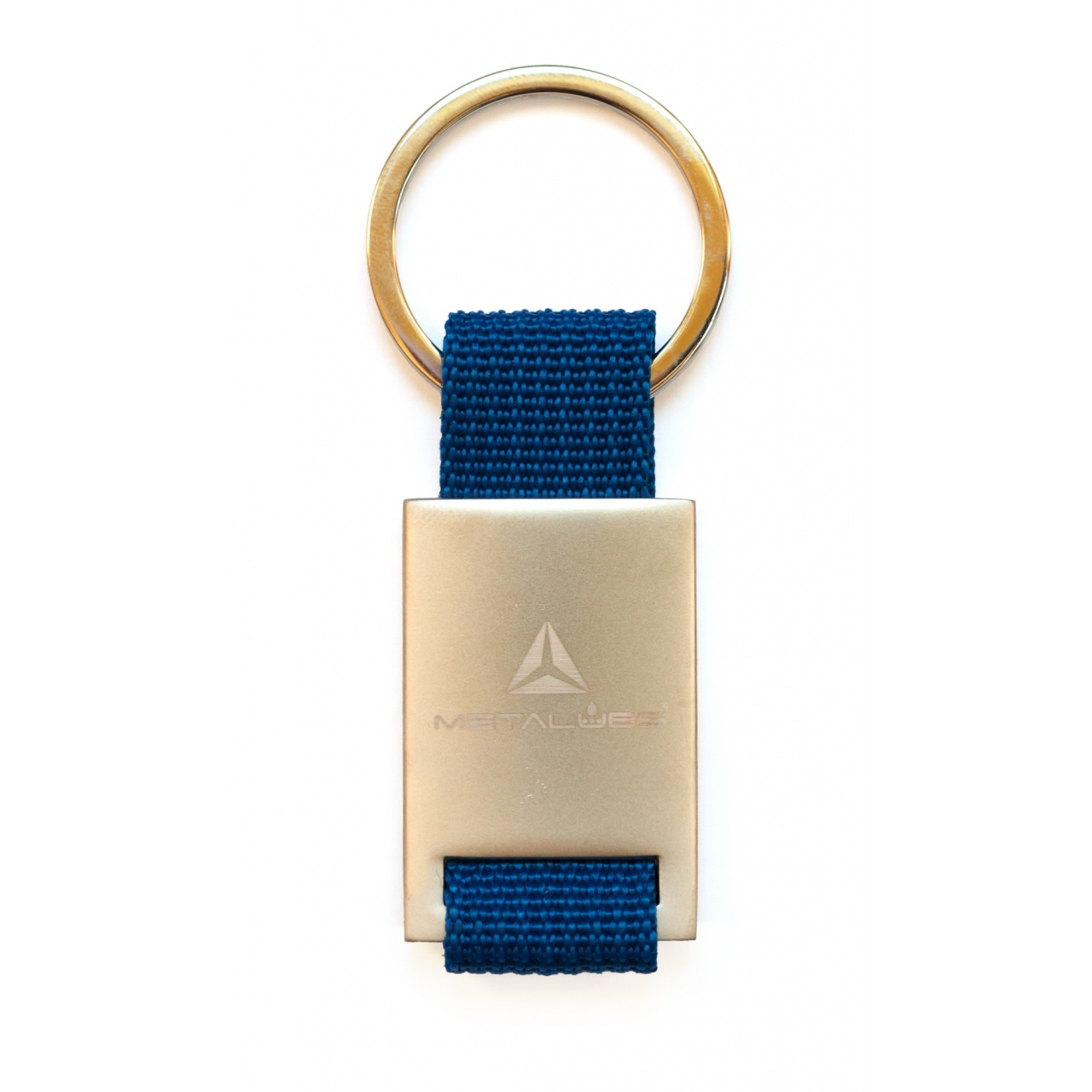 Rectangular keychain