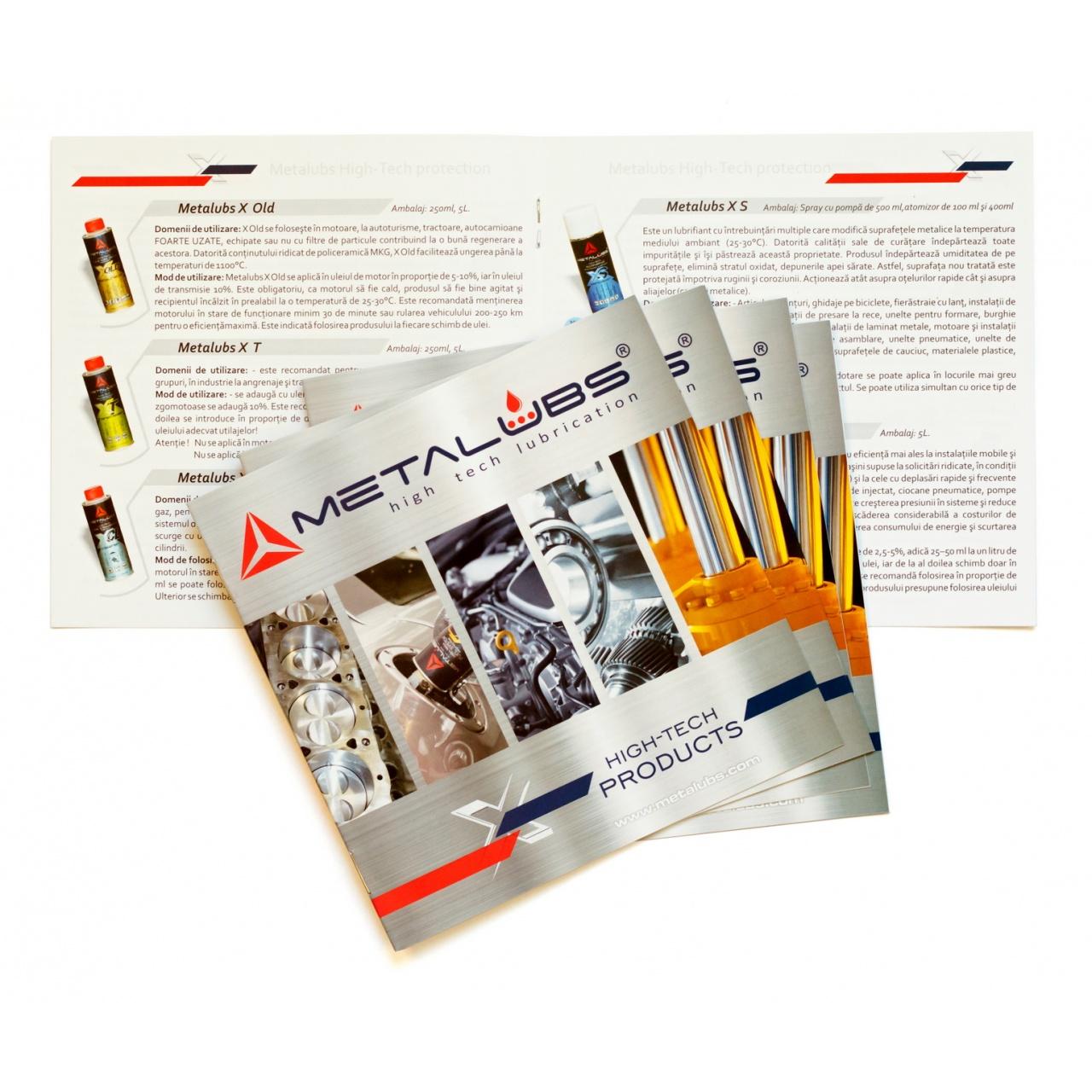 Romanian product catalog