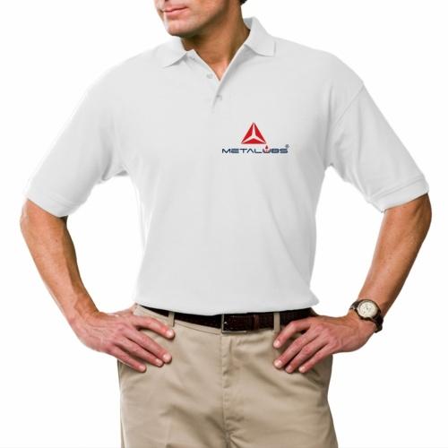 Maglietta con colletto