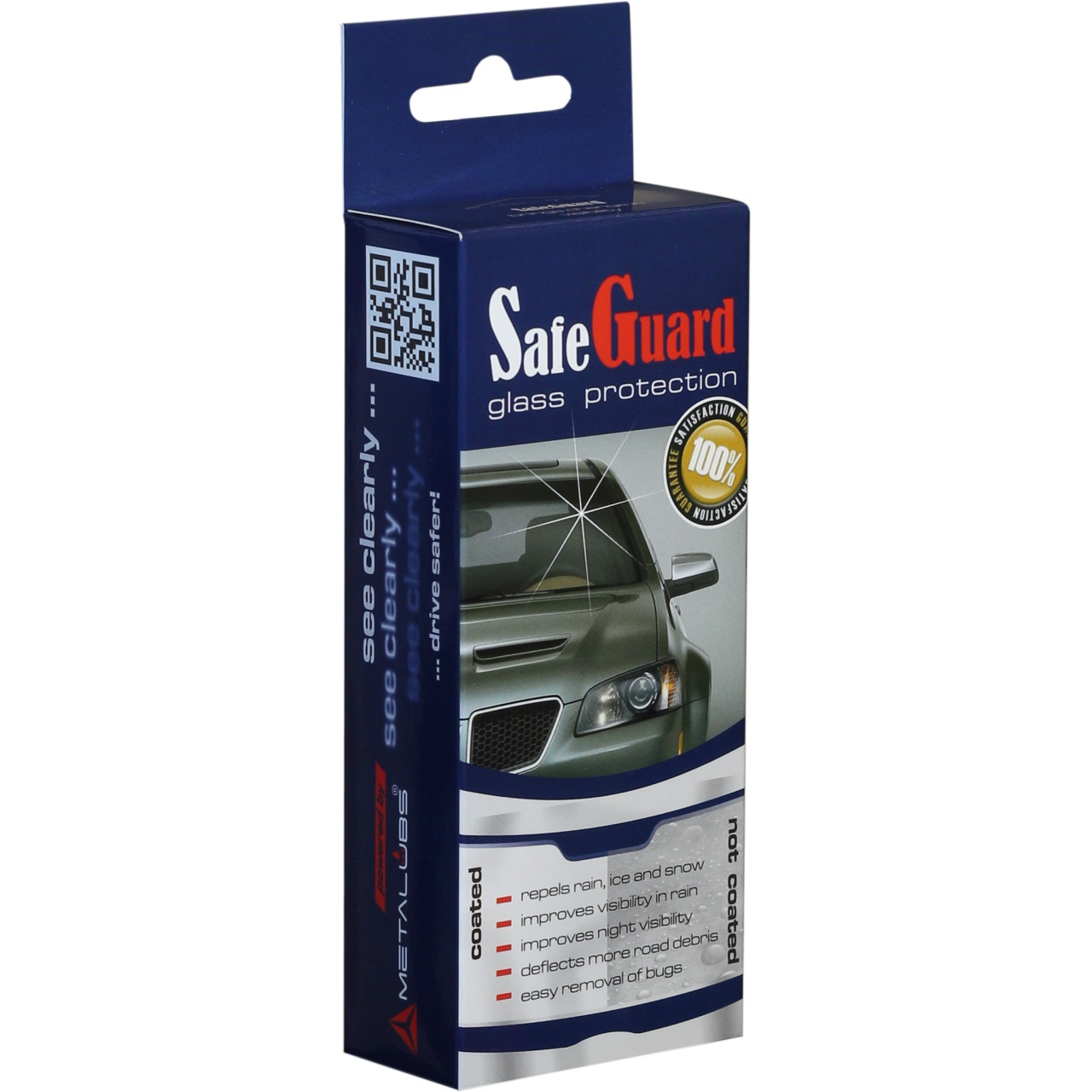Safe Guard-glass protection
