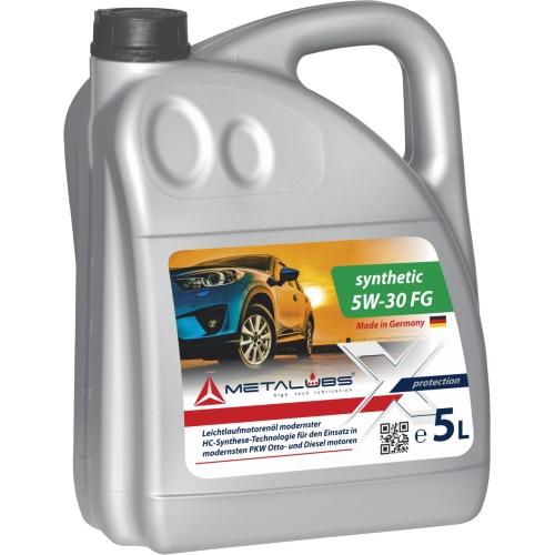 Metalubs Synthetic 5W-30 FG 5l