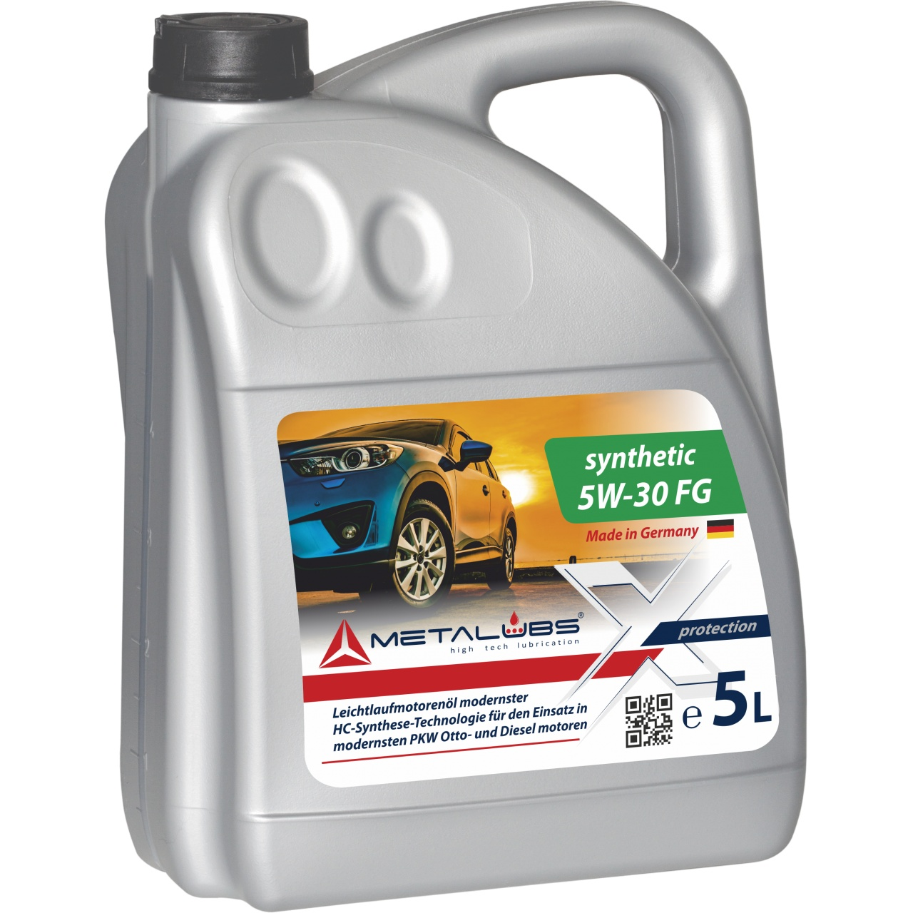 Metalubs Synthetic Oil 5W-30 FG 5l