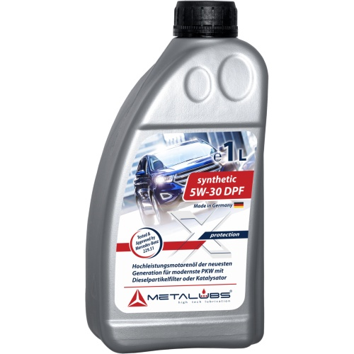 Metalubs Synthetic 5W-30 DPF 1l