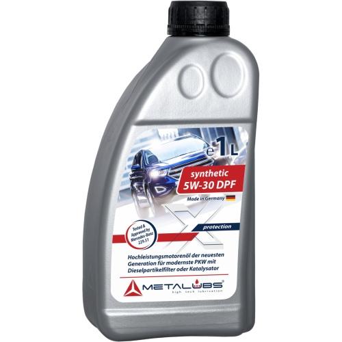 Metalubs 5W-30 DPF szintetikus olaj 1l