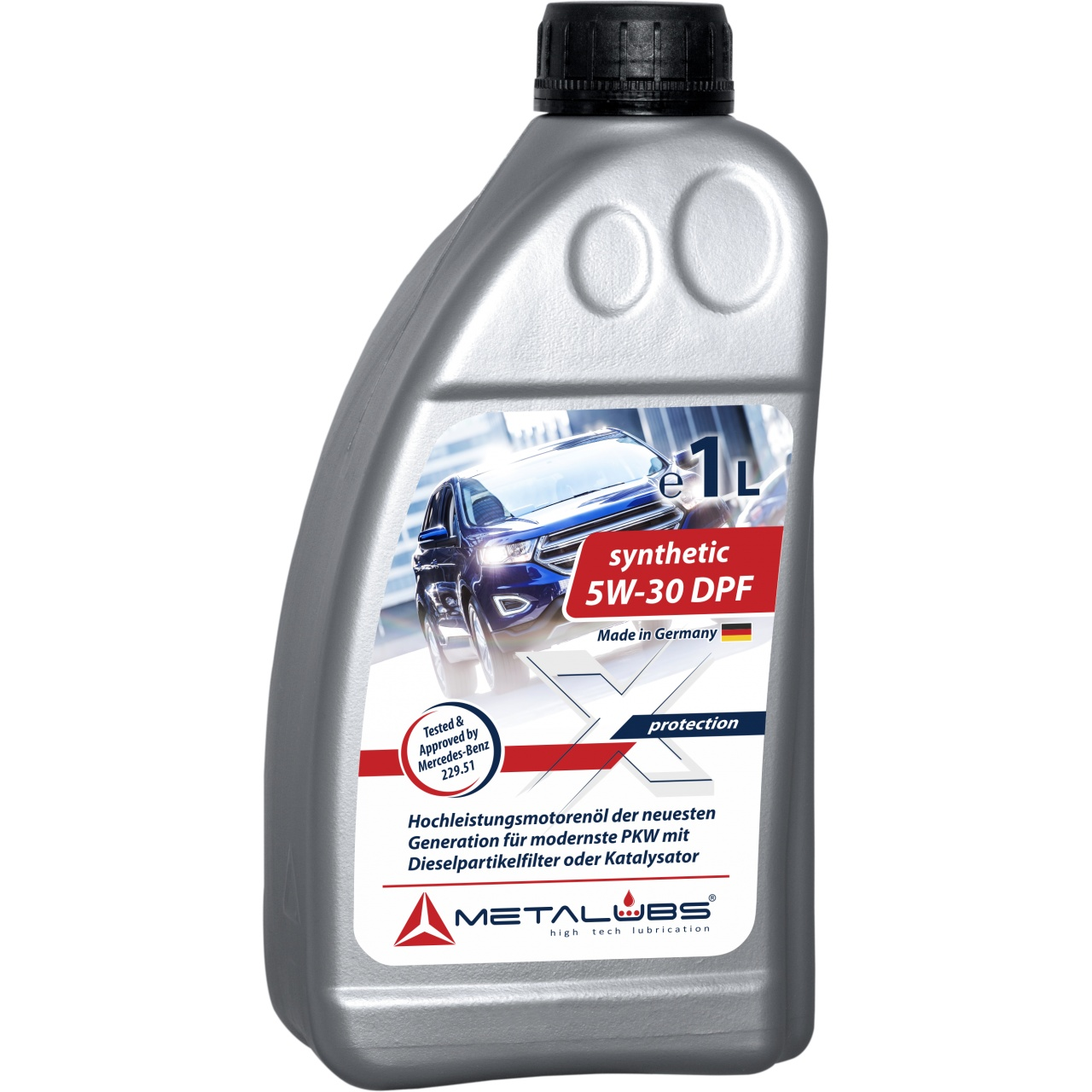 Metalubs Synthetic Oil 5W-30 DPF 1l